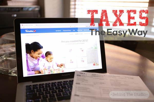 Taxes the easy way with TurboTax #TurboTaxACA #PMedia #ad