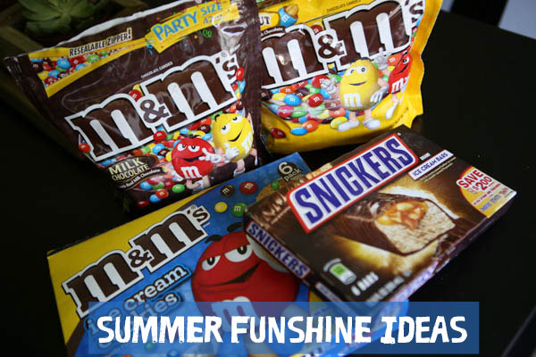 Getting prepared for a great summer with delicious frozen treats #ShareFunshine #AD