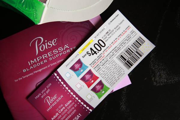 Poise Impressa sizing kits are now available at CVS #ad #LifeAfterLeaks