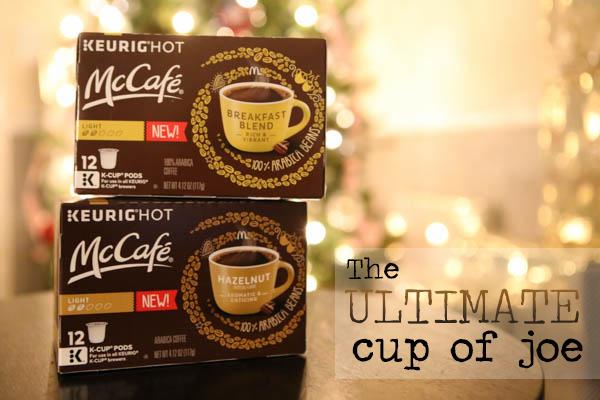 The Ultimate Cup of Joe - McCafe - #AD #McCafeAtHome #IC