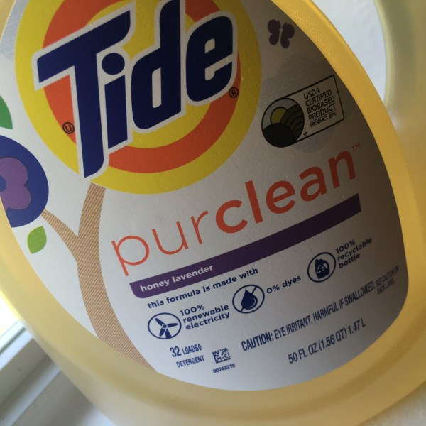 Why I buy Tide purclean #TidePurclean #IC #ad