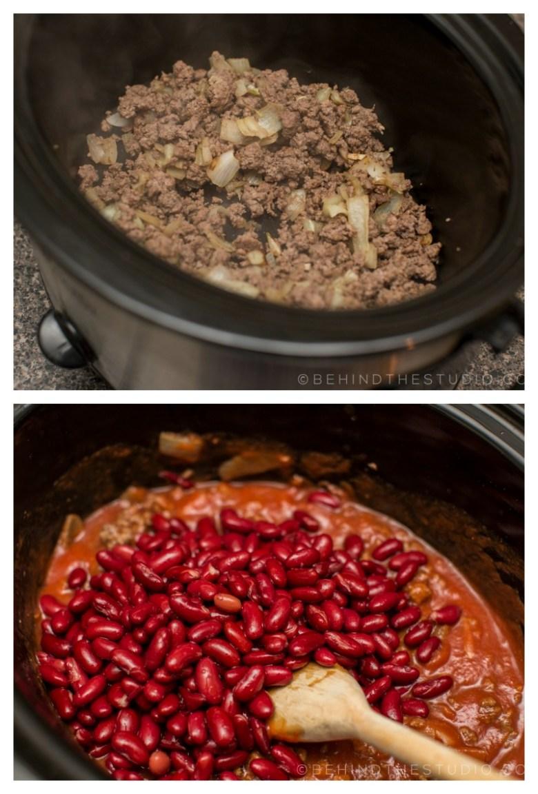 Venison chili recipe #MyNutrishPeak #AD