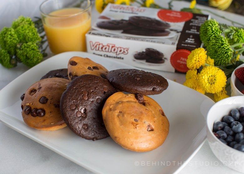 healthy Muffin Tops for breakfast!! #VitaTops #AD https://ooh.li/61e6769