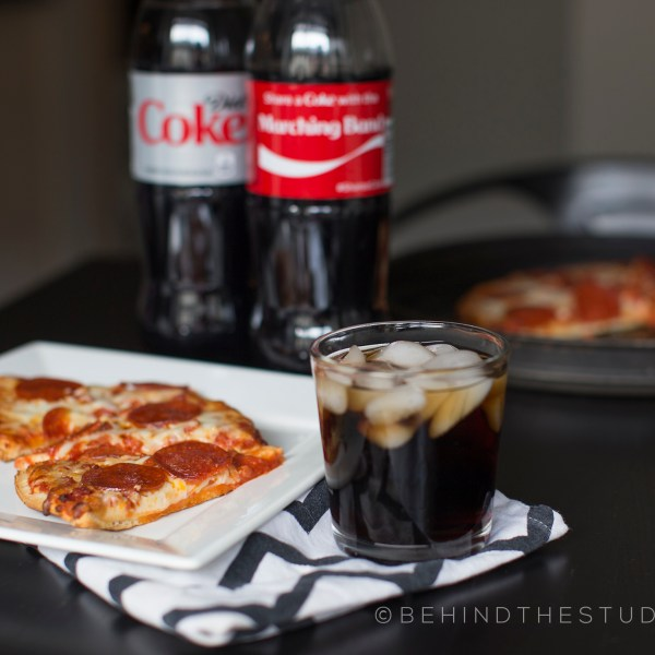 Date night for under $5 with Tombstone Pizza and Coca-Cola® from Dollar General #ServeWithACoke #AD