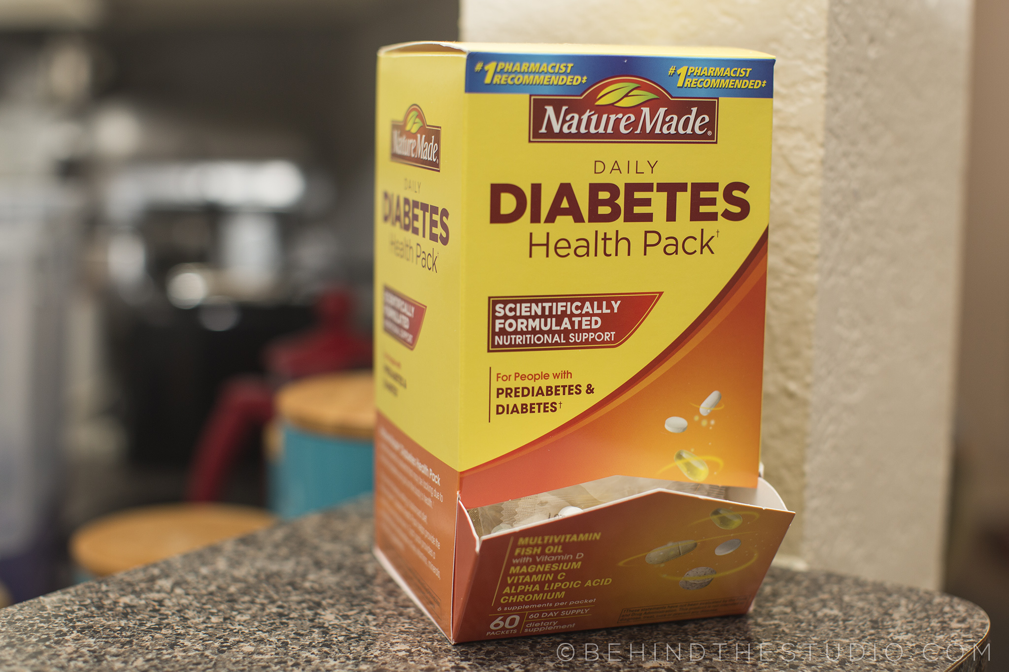Nature Made® Diabetes pack from Sam's Club - #AD #NatureMadeHealthPack #CollectiveBias
