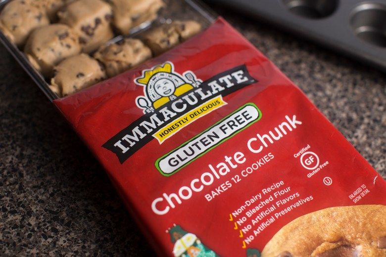 Immaculate Gluten Free Chocolate Chip Buttons - #AD #ImmaculateBaking @ImmaculateBakes