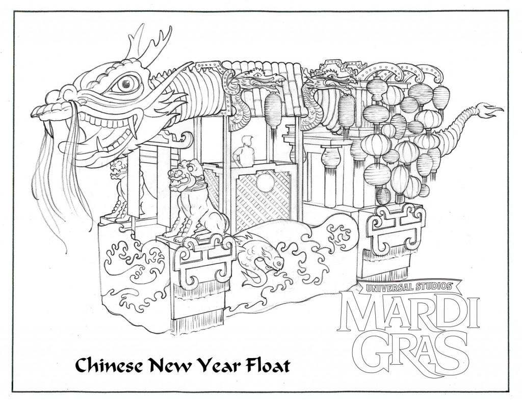 Worksheet Chinese New Year