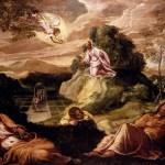受難週省思:十架七傷——第六天:耶穌那汗如血點的禱告(馮偉)2018.03.30