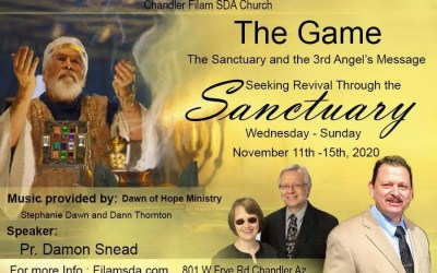 Seeking Revival Through the Sanctuary