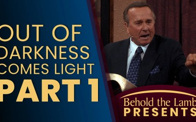 Out of Darkness Comes LIGHT! – A Two-Part Series