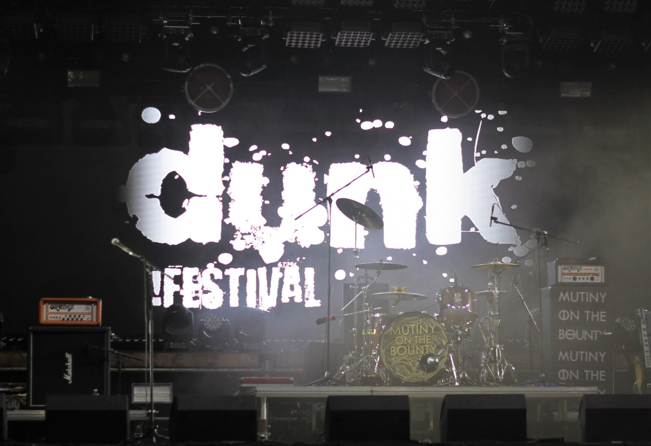 dunk 2017 - grote tent - DUNK - IMG_6016