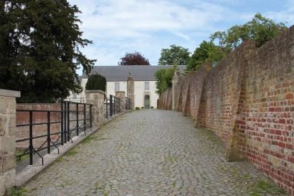 mooi zottegem - de brug achter het kasteel - IMG_5497
