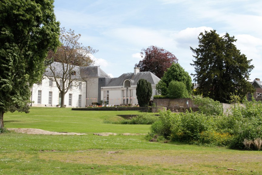 mooi Zottegem - park achter kasteel - IMG_5355