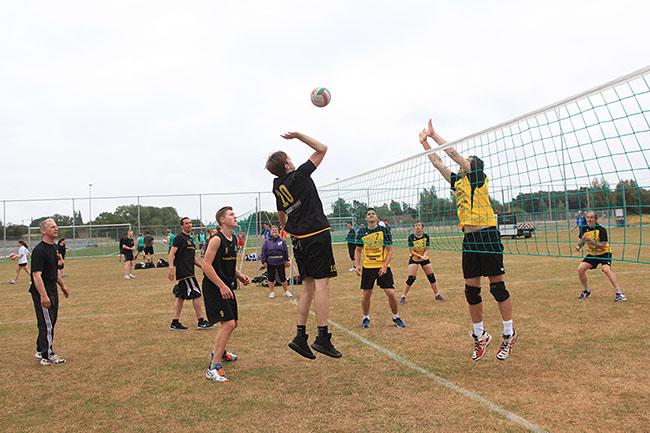DDL melle wisselbeker volleybal (1)