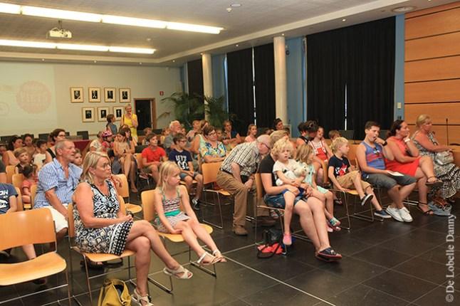 DDL merelbeke scholen Helden op de fiets (3)
