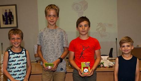 DDL merelbeke scholen Helden op de fiets (6)