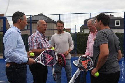 DDL merelbeke tennis en opening padel terrein (8)