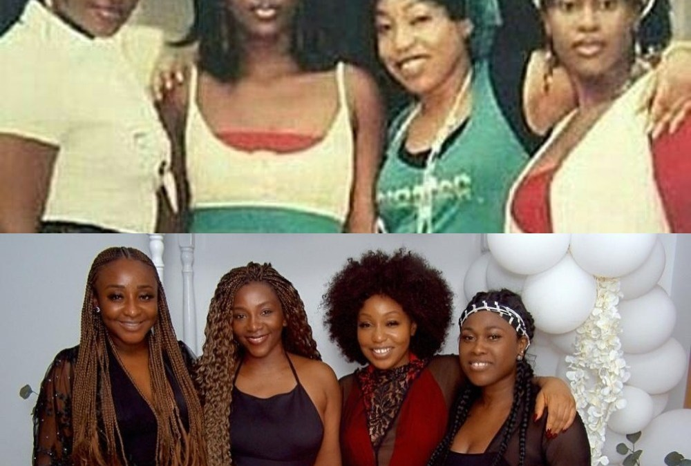 Top 5 Renowned Nigerian actresses who haven't bleached