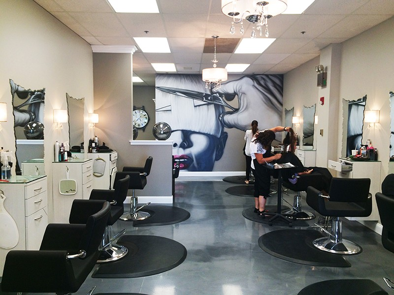 My experience at beauty salons