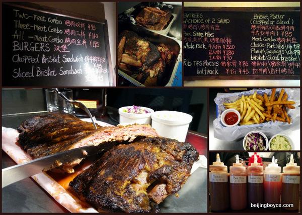 brisket ribs etc at the bar-b-q in by the tree sanlitun beijing china.jpg