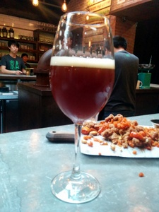 jing a grilled cheese and qu brew beijing china