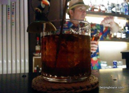 bungalow tiki bar beijing china