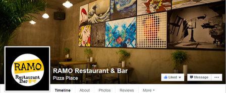 ramo bar and restaurant beijing china screen shot
