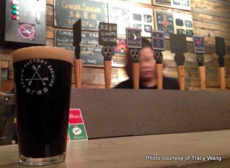tracy wang craft beer tour of beijing 2