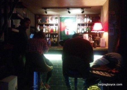 Beijing hutong pub crawl with Cafe de la Poste, Lark, Flow, Bungalow, Ron Mexico, Chill, 8 Bit, Dada and Temple. (7)