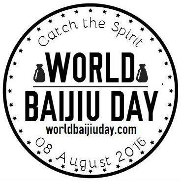 World Baijiu Day Sticker Fun big