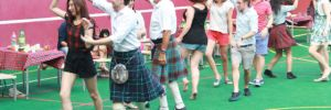 Family Barbecue and Ceilidh at BSB Sanlitun