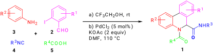dihydrophenanthridines