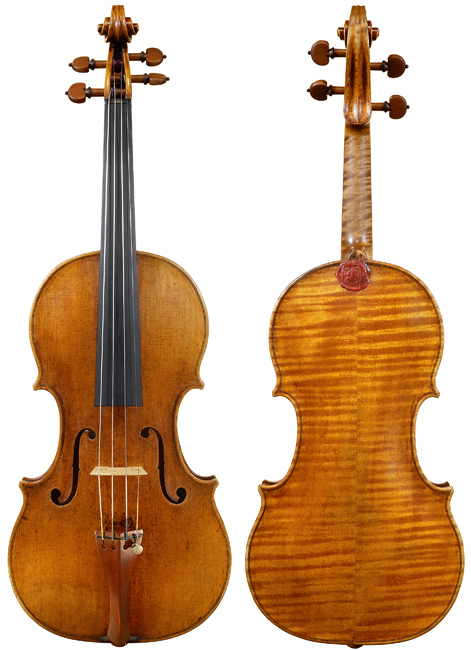 S4955-1vn Amati, A&H 1617 Lobkowicz