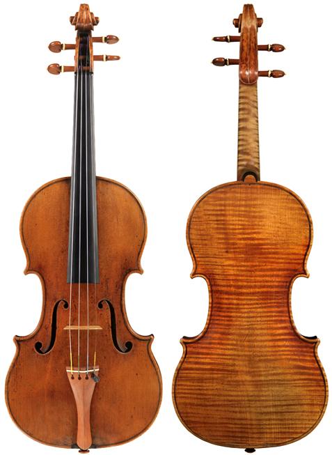 S5787-1vn Stradivari, Antonio Rivaz