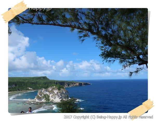 ◦雄大な大自然と、歴史の悲劇に、心打たれた島内観光の思い出写真