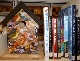 Birdwatch Birdbox