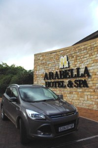 Arrival at Arabella Hotel & Spa