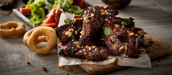 KOREAN RIBS