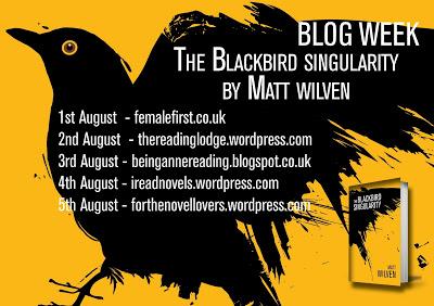 Blog week - The Blackbird Singularity-2
