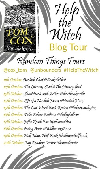 Review: Help the Witch by Tom Cox @cox_tom @unbounders