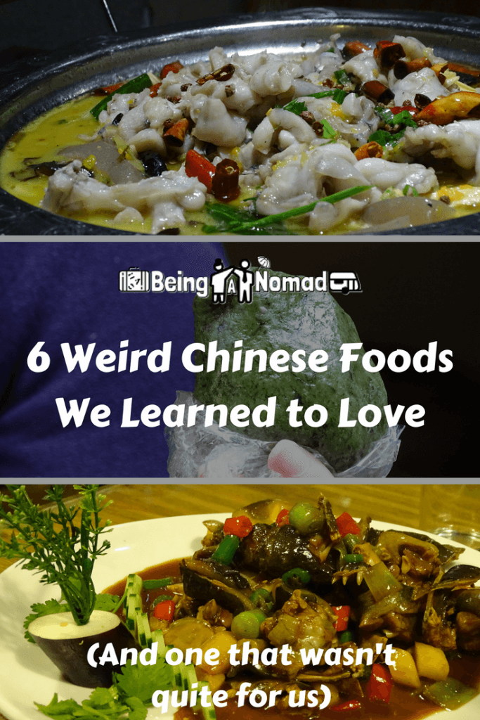 Ever eaten frog or turtle? We weren't sure we'd like these foods until we moved to China and then we discovered some absolutely wonderful Chinese food that we came to love. Here are some foods we recommend. #chinesefood #visitchina #foodtravel