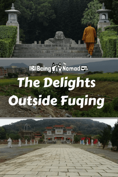 Fuqing is a hidden secret within China's Fujian province. With a South Shaolin temple and a massive laughing Buddha statue nearby, the unique villages outside Fuqing are an amazing off the beaten path destination. #Fuqing #Fujian #visitchina #visitfujian #milefo
