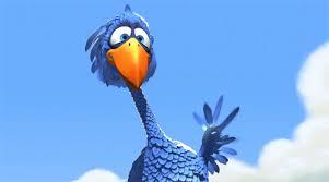 Remember this Pixar short? Yah, I'm that guy. I'm awkward. I'm adorable. I'm awkwadorable -- since 1992.