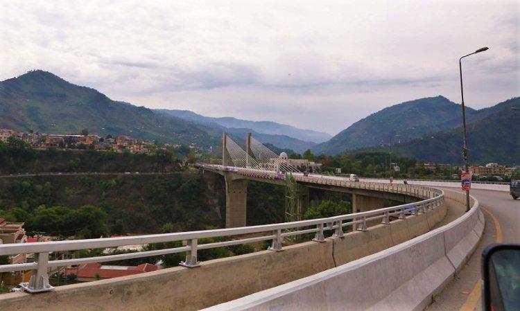 Neelam Bridge | Muzaffarabad City