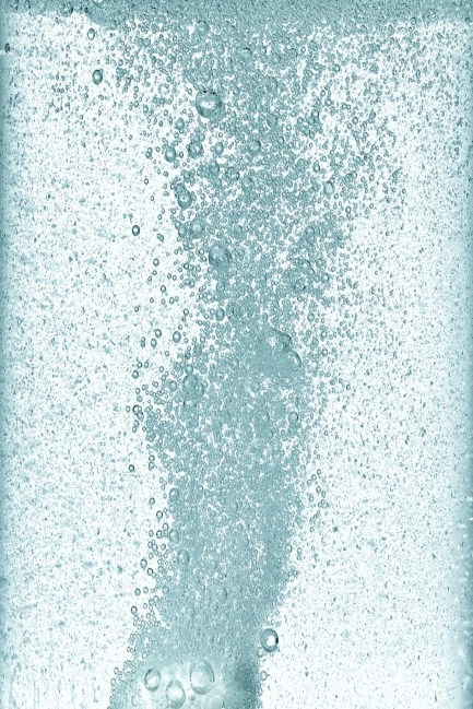 Water bubbles - hidden Inspiration bubbles up from your unconscious mind