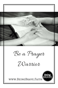 be a prayer warrior. 7 practical ways to support your friend through breast cancer