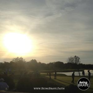 golfstatefinalssunrise