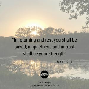 Isaiah 30:15