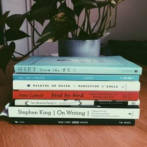 books on writing. www.beingbrave.faith