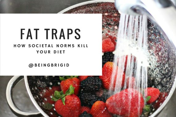 Fat Traps: How Societal Norms Kill your Diet